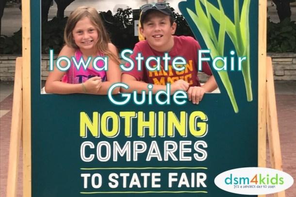 Iowa State Fair Fun Guide