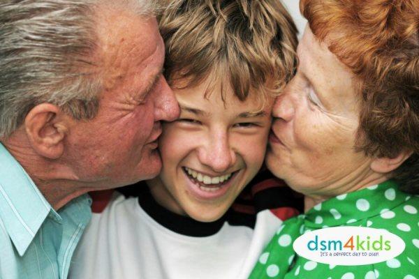 Grandparents Day 2018 in Des Moines - dsm4kids.com