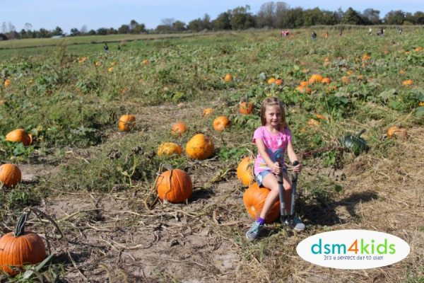 2018 Pumpkin Patches, Corn Mazes & Fall Fun Near Des Moines – dsm4kids.com