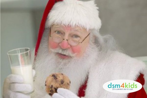 2018: The Best Places to Meet Santa in Des Moines - dsm4kids.com