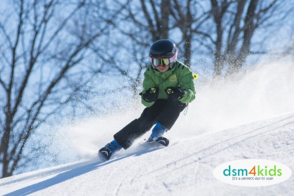 2019: Outdoor Sports to Try this Winter in Des Moines – dsm4kids.com