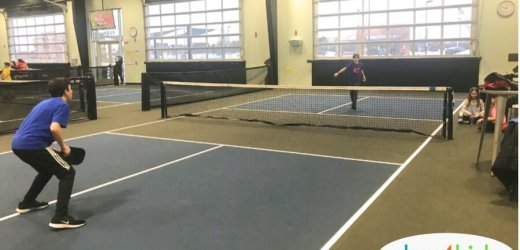 Pickleball: It's a pretty big dill in Des Moines!