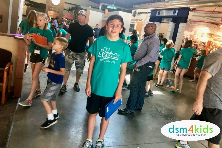 2019: Summer STEM & Entrepreneurial Camps 4 Des Moines Kids