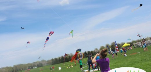 High Flying Family Fun at Kites on the Green in Johnston