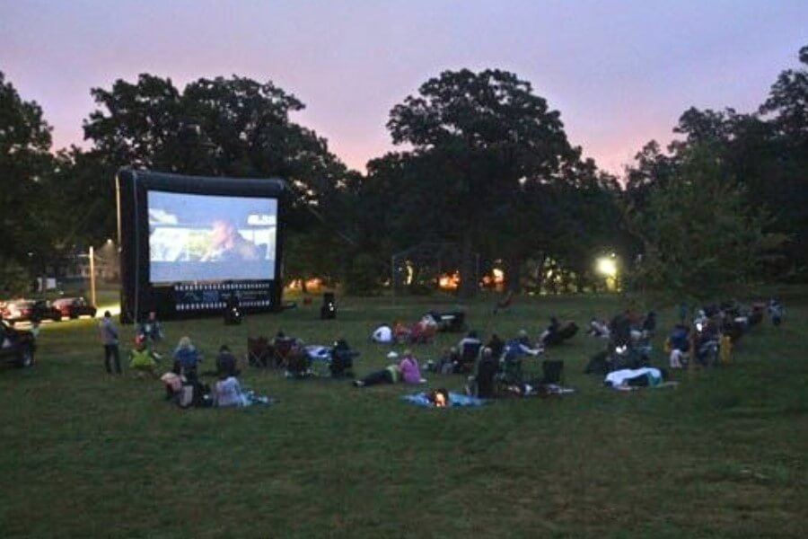 2019: FREE Summer Outdoor Movie Nights in Des Moines