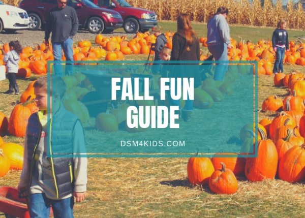 dsm4kids Fall Fun Guide
