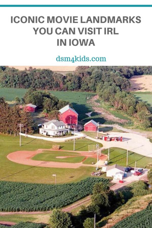 Iconic Movie Landmarks You Can Visit IRL in Iowa – dsm4kids.com