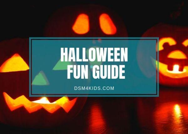 dsm4kids Halloween Fun Guide