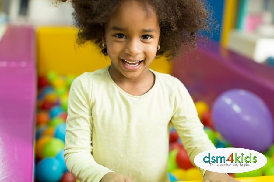 Winter 2020: Indoor Play Times at Des Moines Area Community Centers