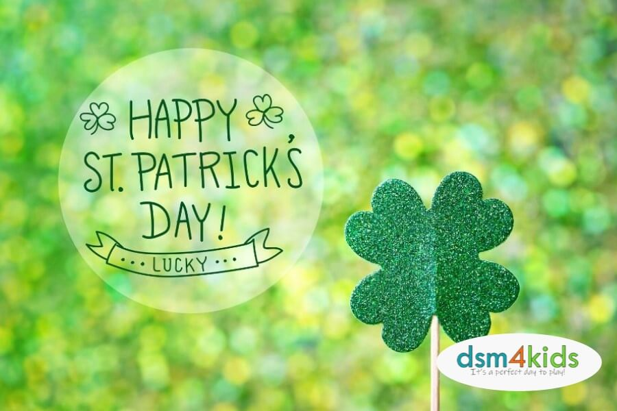 St. Patrick's Day 2020: Your Guide to Family Friendly Events & Activities in Des Moines