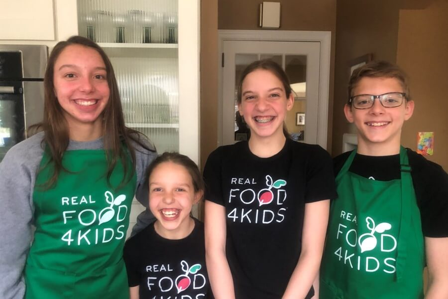 Food for Thought From Real Food 4 Kids