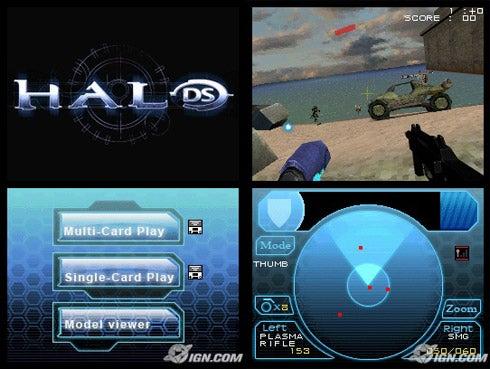 Halo DS, true or false?