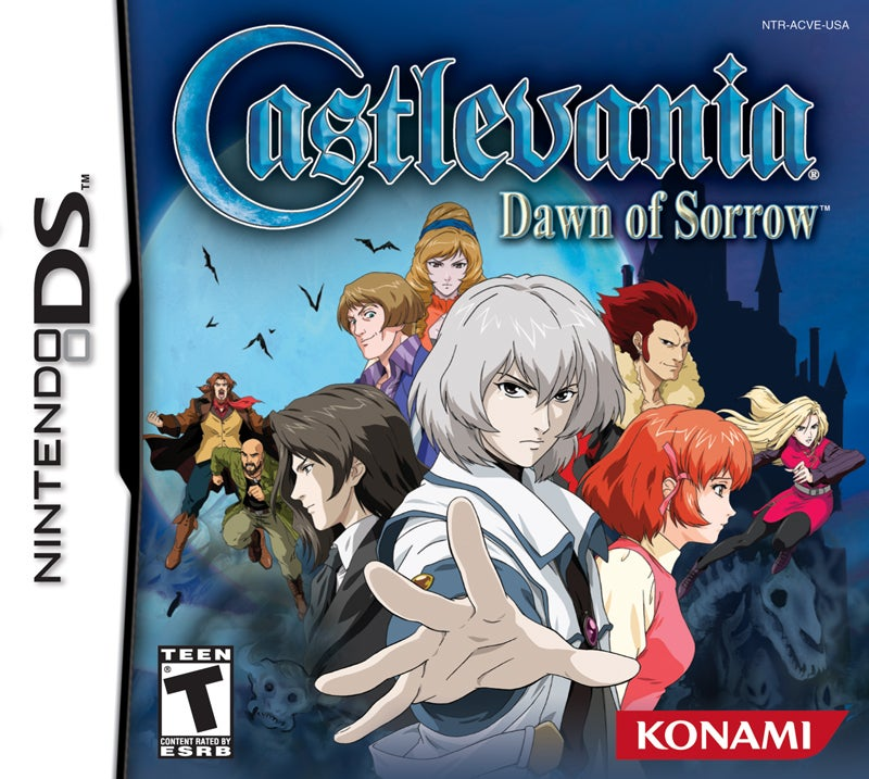 Castlevania Dawn Of Sorrow IGN