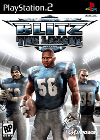 Blitz The League PlayStation 2 IGN