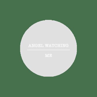 Angel watching me logo