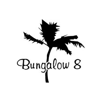 Bungalow 8 logo