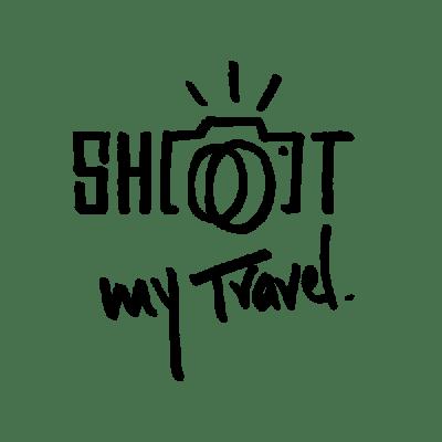 Shoot my travel logo