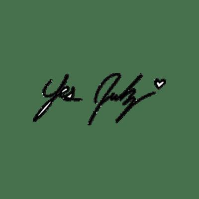 Yes Julz logo