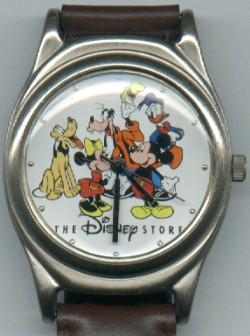 The Disney Store watch.  I have three of these.