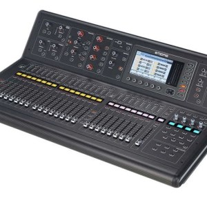 Audio - Mixing Consoles and Processing