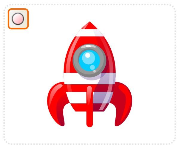 c u00f3mo crear un cohete de dibujos animados con inkscape