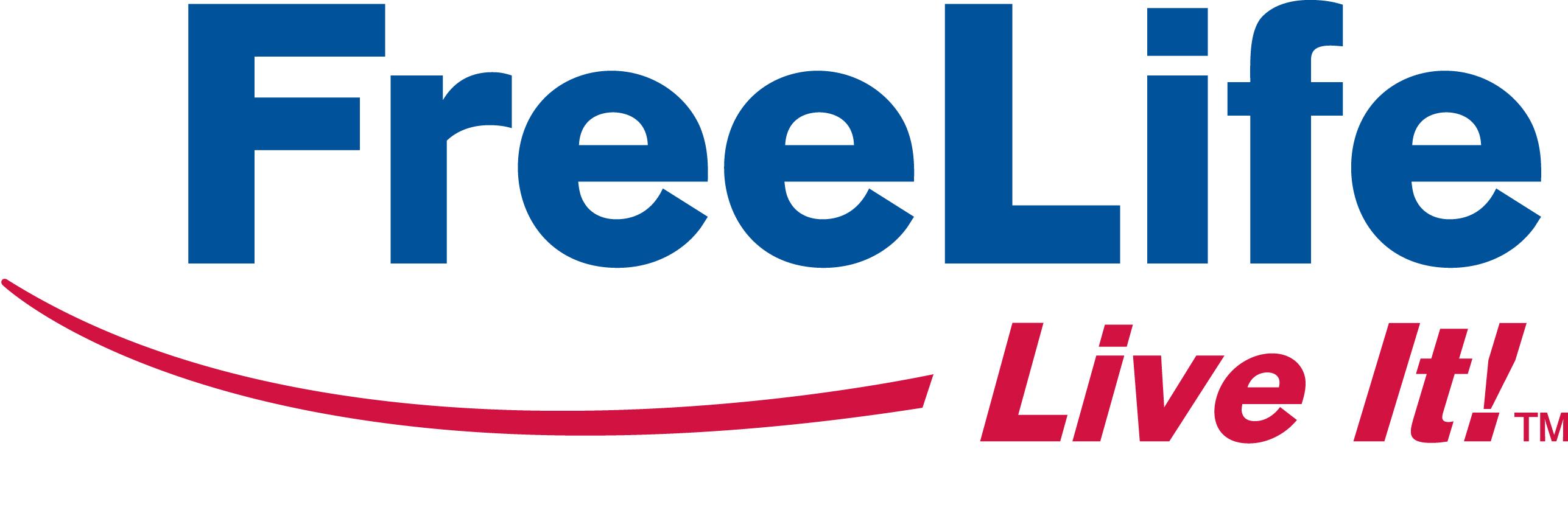 freelife international logo