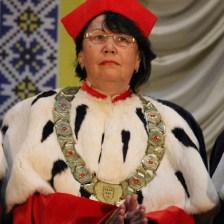 Rector Professor Nadiya Skotna