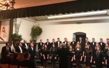 A Christmas concert of Gaudeamus Student Choir in Gratkorn