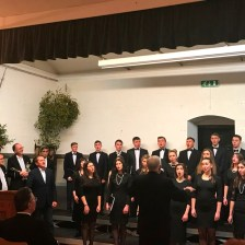 A Christmas concert of Gaudeamus Student Choir in Gratkorn