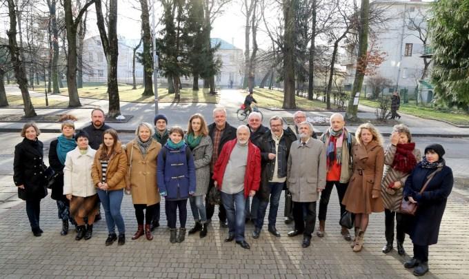 """Гості та учасники проекту """"Друга осінь – 2016"""""""