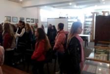 Екскурсія музеєм Івана Франка