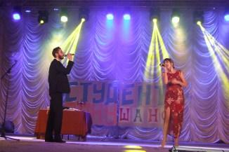 Переможці конкурсу естрадної пісні «Шанс – 2017» – Ірина Навроцька та Юрій Сімнов