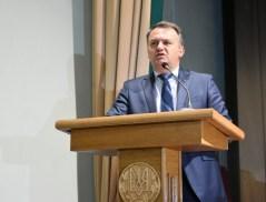 З професійним святом вчених вітає голова Львівської облдержадміністрації Олег Синютка