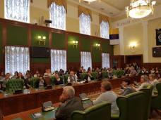 Урочисте відкриття олімпіади у Національному університеті «Одеська юридична академія»
