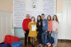 Переможці турніру юних географів