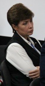 Професор Тетяна Цимбал (Кривий Ріг)