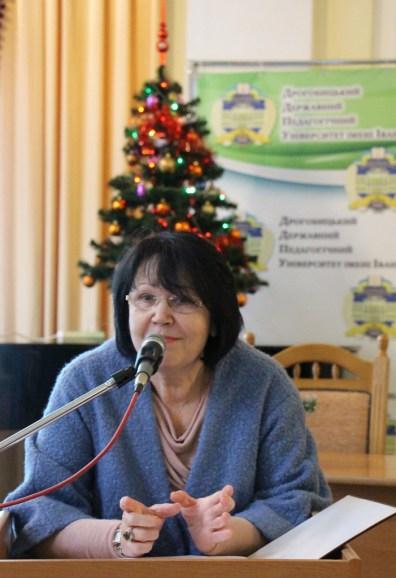 Ректор професор Надія Скотна