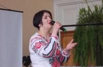 Співає Маріанна Дорош