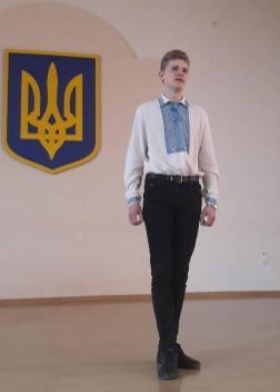 Учасник вiд ФПМО Роман Шепiда