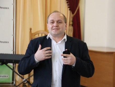 Заключне слово доцента Андрія Душного