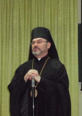 Єпископ Самбірсько-Дрогобицький УГКЦ Ярослав Приріз