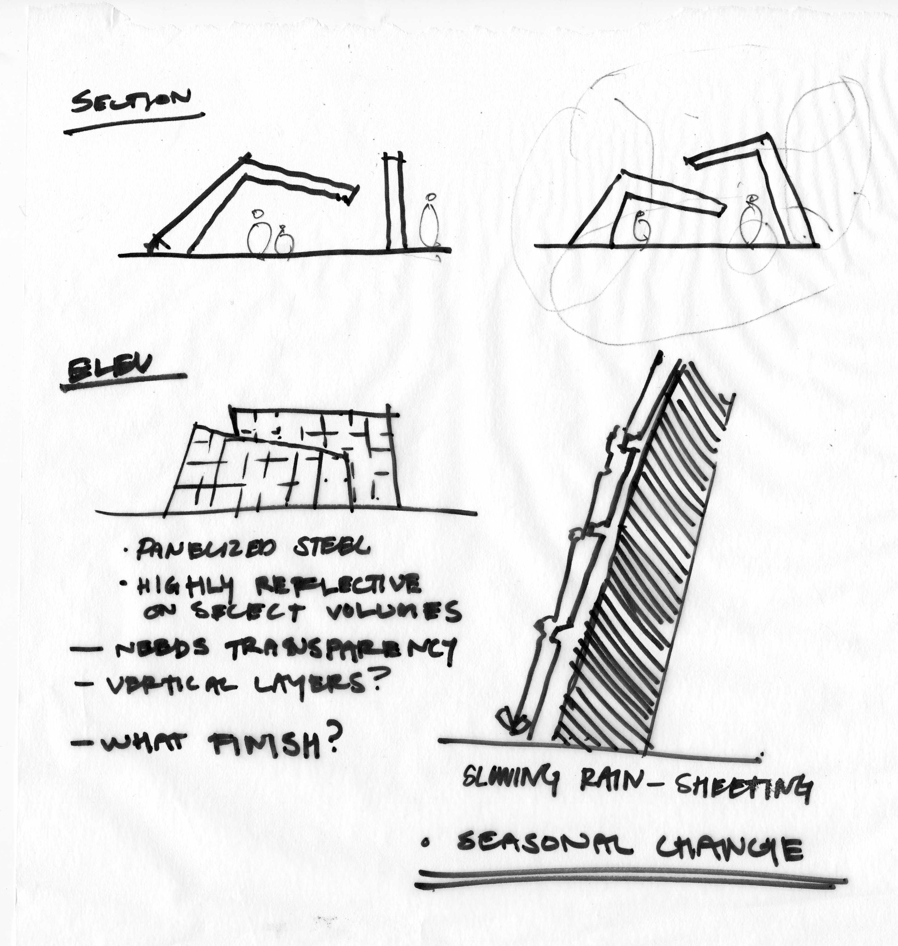 2 Pavillion Section Diagram