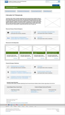CDC-Web-UX3 Info for Pros