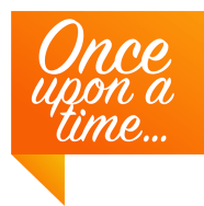 once upon a time storytelling graphic