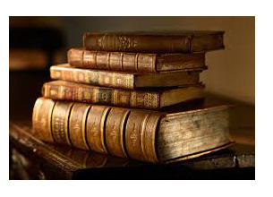 img - old business books
