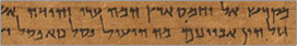 View the Commentary on the Habakkuk Scroll