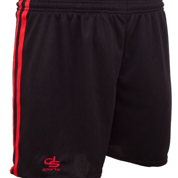 Shorts Black/Red
