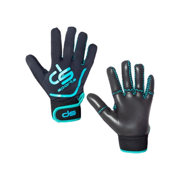 Gloves Black/Blue