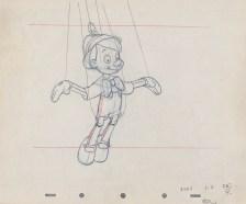 《ピノキオ》より 1940年 © Disney Enterprises, Inc.