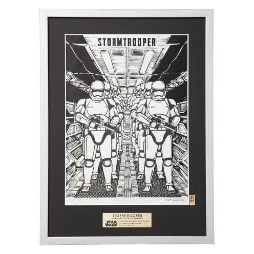STORMTROOPER © & TM Lucasfilm Ltd.